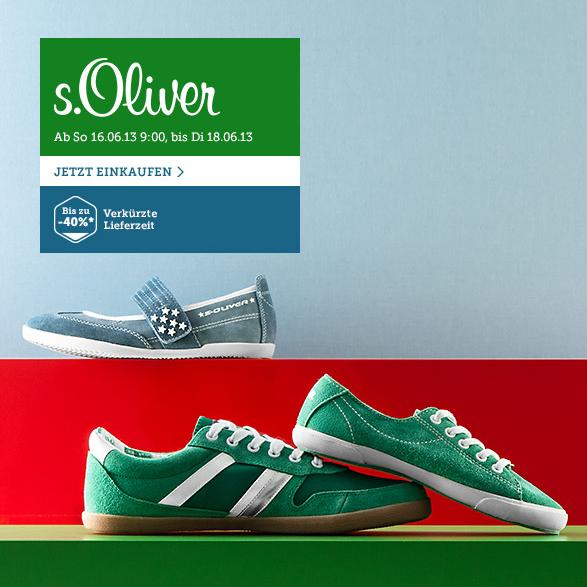 S.OLIVER bequeme und modische Schuhe