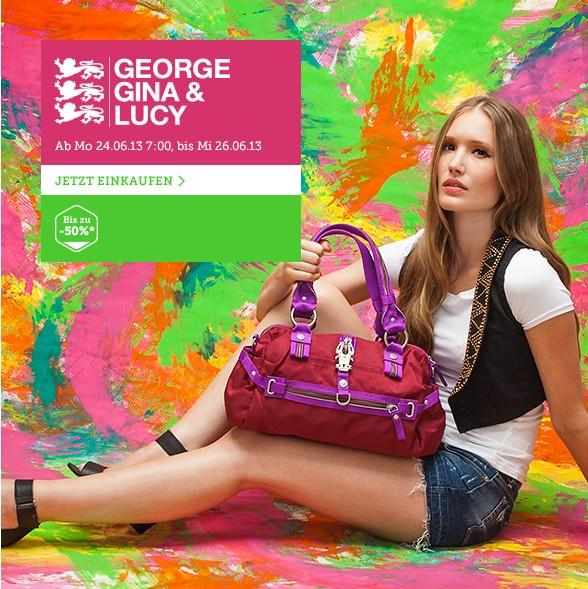 George Gina & Lucy Damentaschen