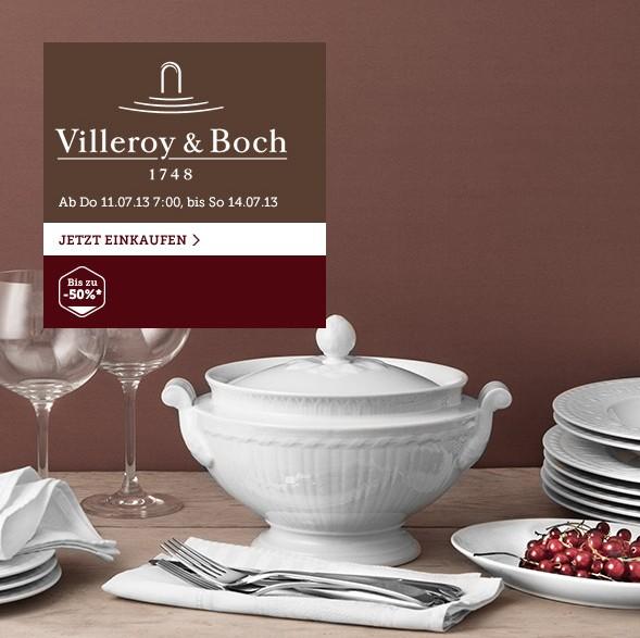 VILLEROY & BOCH Porzellan und Geschirr Kollektion